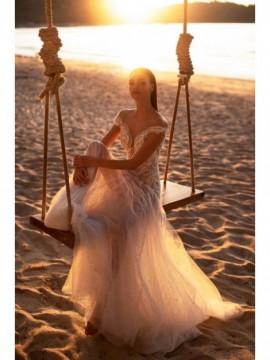 Trishna - abito da sposa collezione 2020 - Milla by Lorenzo Rossi