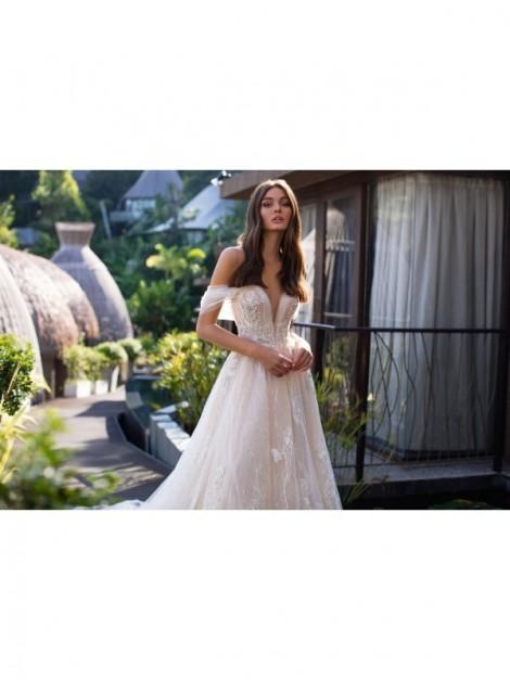 Wolli - abito da sposa collezione 2020 - Milla by Lorenzo Rossi