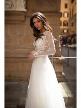 Axelle - abito da sposa collezione 2020 - Millanova