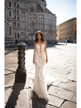 Deila - abito da sposa collezione 2020 - Millanova