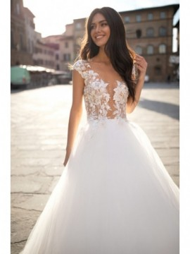 Enna - abito da sposa collezione 2020 - Millanova