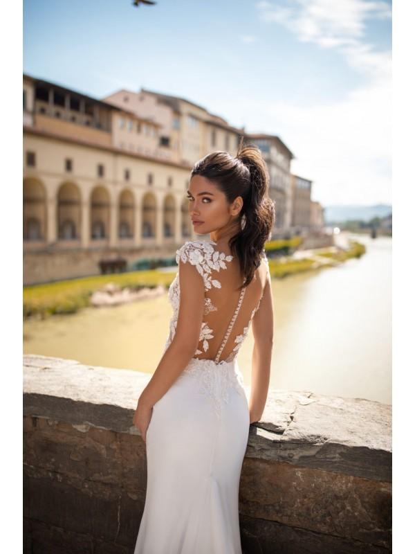Kornelia - abito da sposa collezione 2020 - Millanova