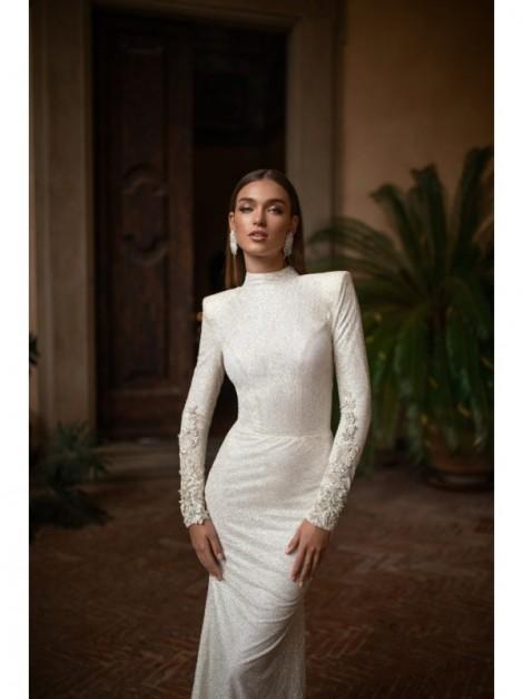 Letizia - abito da sposa collezione 2020 - Millanova