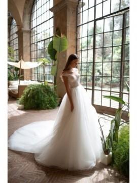Meldi - Milla Nova Royal Collezione 2020 - abito da sposa