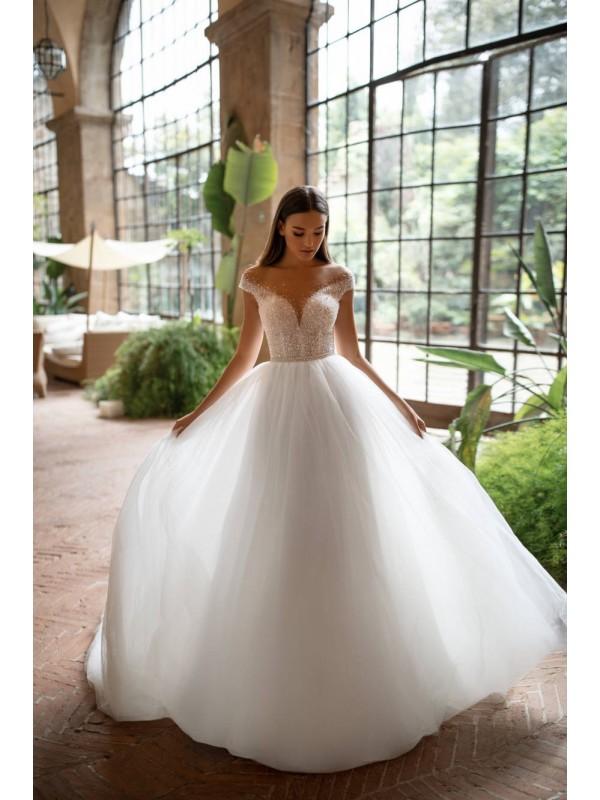 Meldi - abito da sposa collezione 2020 - Millanova