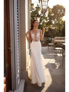 Romana - abito da sposa collezione 2020 - Millanova