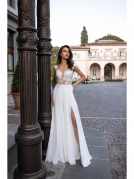 Villarroel - abito da sposa - Yolan Cris