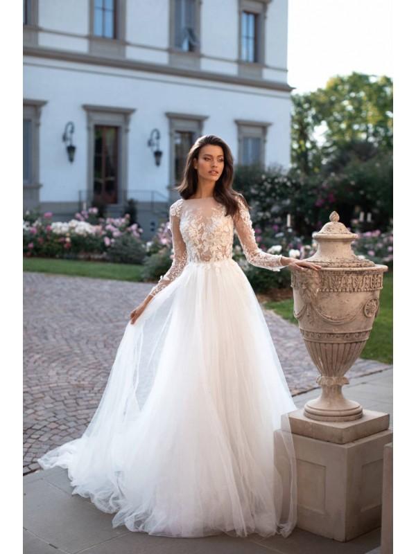 Valentina - abito da sposa collezione 2020 - Millanova
