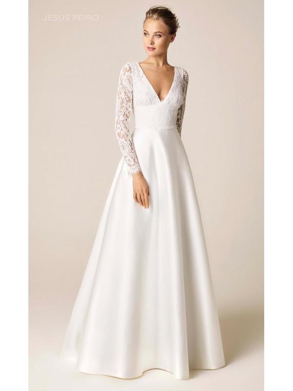 954 - abito da sposa collezione 2020 - Jesus Peiro