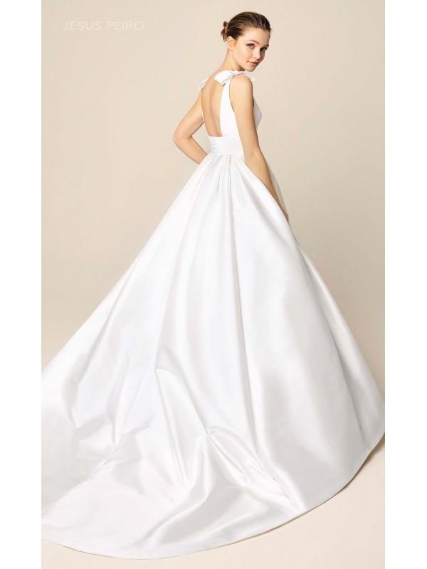 933 - abito da sposa collezione 2020 - Jesus Peiro