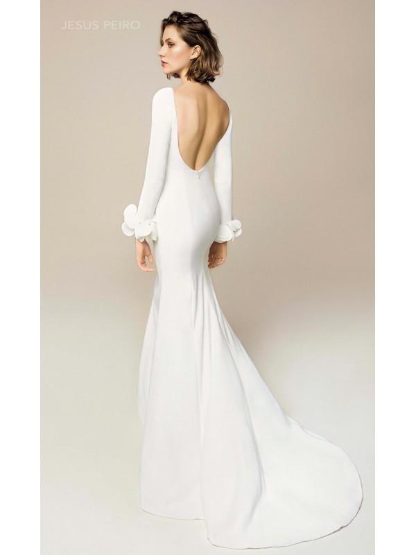 911 - abito da sposa collezione 2020 - Jesus Peiro