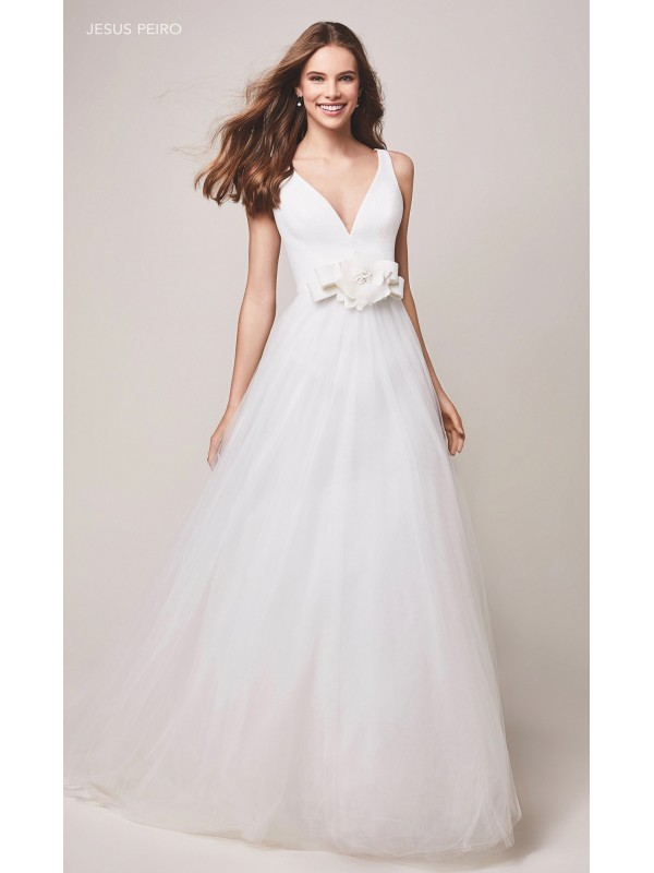 109 - abito da sposa collezione 2020 - Jesus Peiro