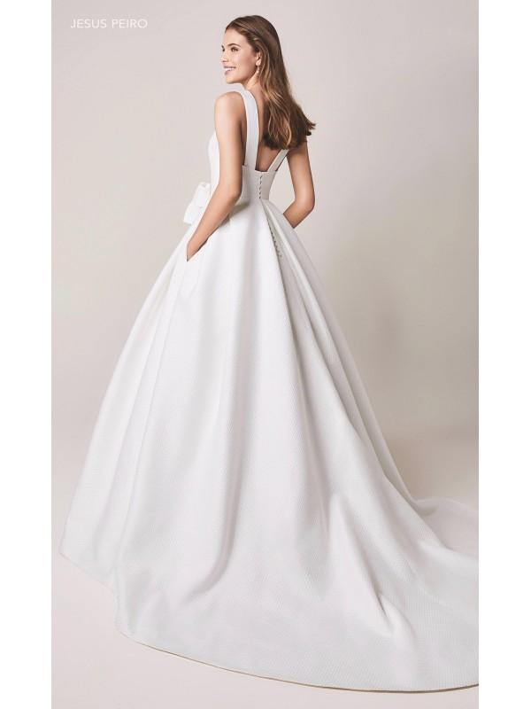 110 - abito da sposa collezione 2020 - Jesus Peiro