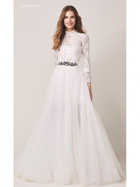 117 - abito da sposa collezione 2020 - Jesus Peiro