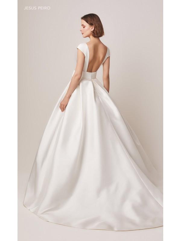 122 - abito da sposa collezione 2020 - Jesus Peiro