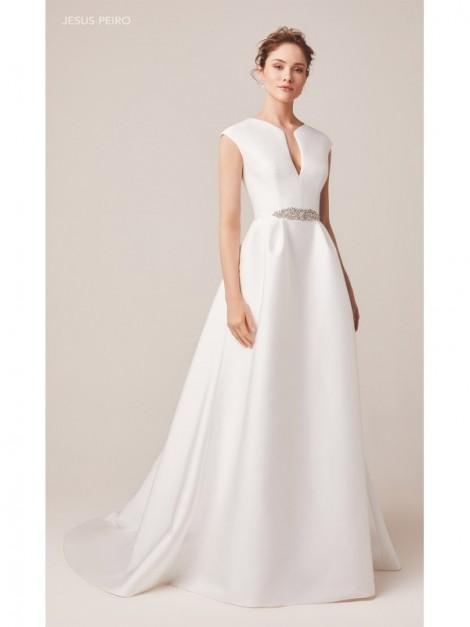 125 - abito da sposa collezione 2020 - Jesus Peiro