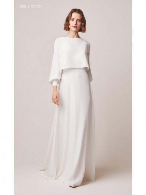 129 - abito da sposa collezione 2020 - Jesus Peiro