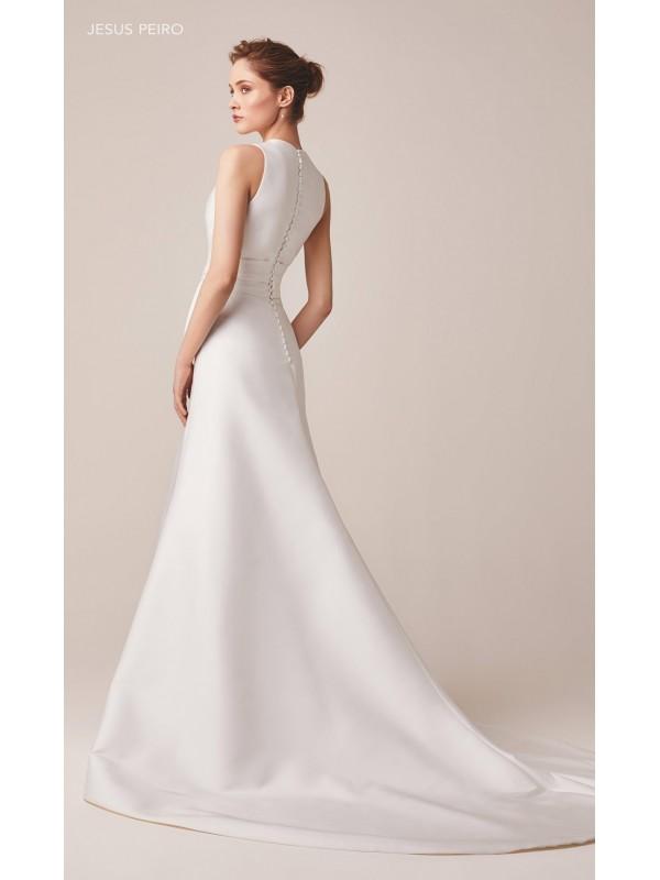 134 - abito da sposa collezione 2020 - Jesus Peiro