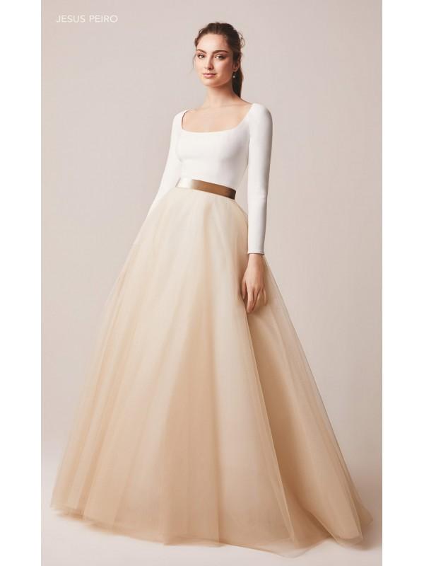 142 - abito da sposa collezione 2020 - Jesus Peiro