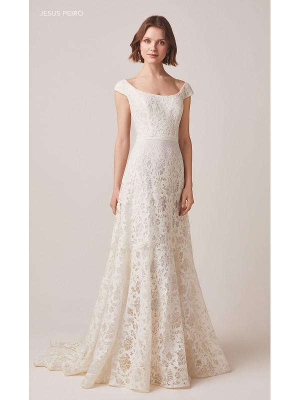 147 - abito da sposa collezione 2020 - Jesus Peiro