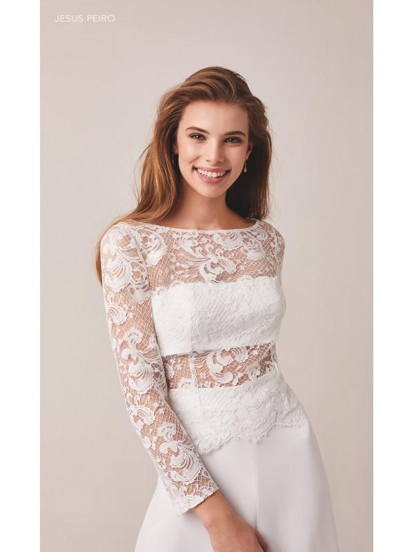 153 - abito da sposa collezione 2020 - Jesus Peiro