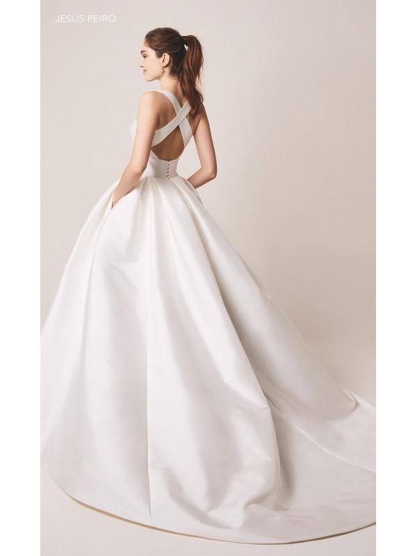166 - abito da sposa collezione 2020 - Jesus Peiro