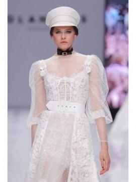 Ciclamen - abito da sposa collezione 2020 - Yolan Cris