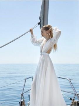 Flor - abito da sposa collezione 2020 - Yolan Cris