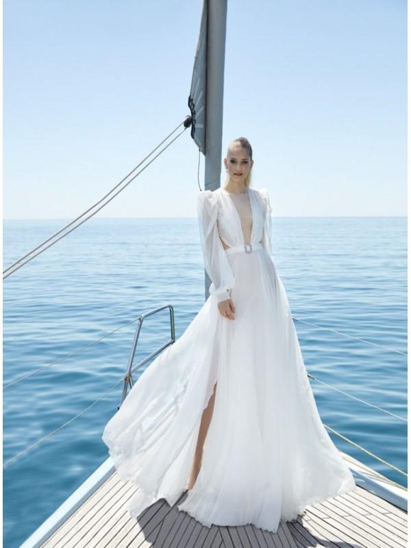Flor - abito da sposa collezione 2020 - YolaCris