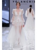 Nerine - abito da sposa collezione 2020 - YolaCris