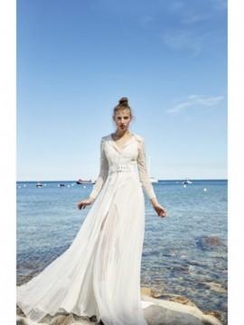 Pensamiento - abito da sposa collezione 2020 - Yolan Cris