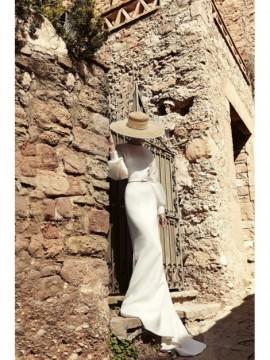 Macarella - abito da sposa collezione 2020 - Yolan Cris
