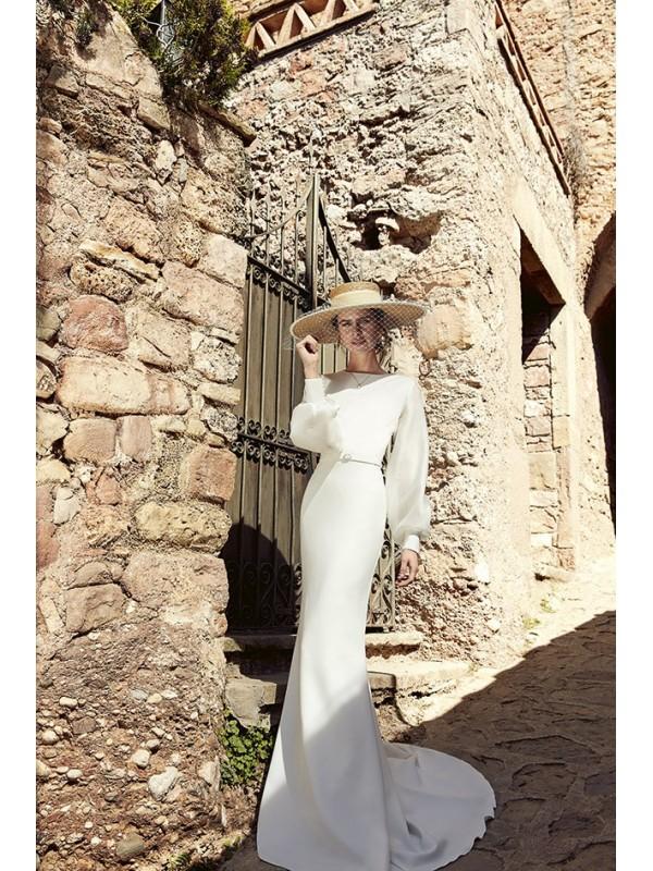 Macarella - abito da sposa collezione 2020 - YolaCris