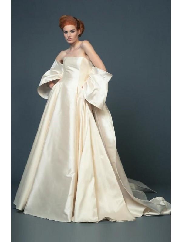 Fiona - abito da sposa collezione 2020 - Simone Marulli