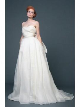 Francesca - abito da sposa collezione 2020 - Simone Marulli