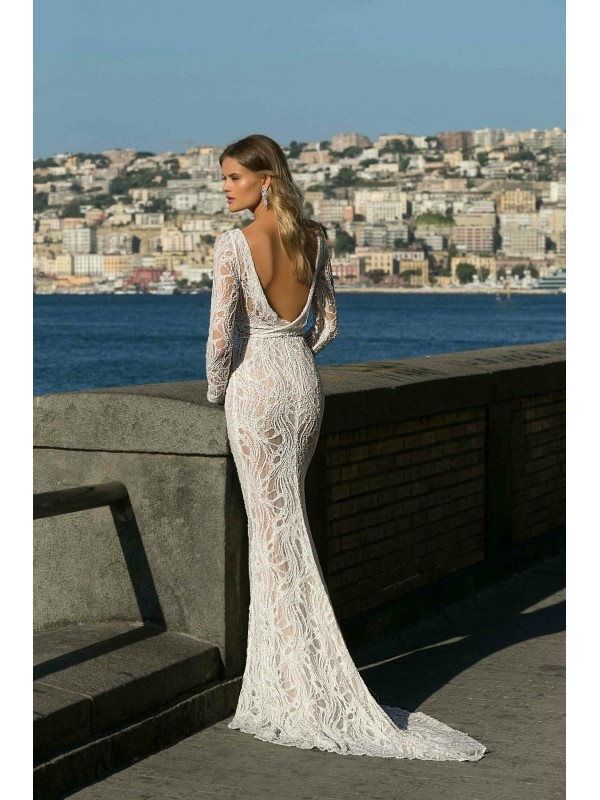20-121 - abito da sposa collezione 2020 - Berta Bridal