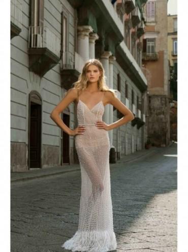 20-119 - abito da sposa collezione 2020 - Berta Bridal