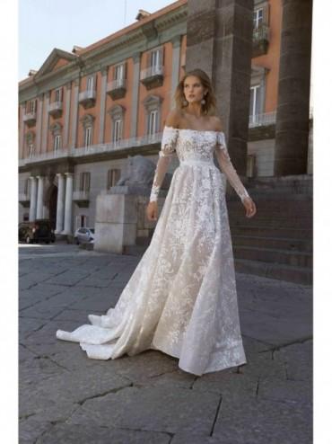 20-115 - abito da sposa collezione 2020 - Berta Bridal