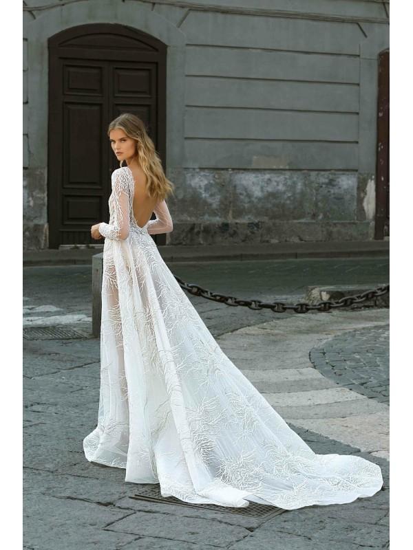 20-114 - abito da sposa collezione 2020 - Berta Bridal