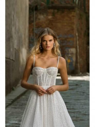 20-107 - abito da sposa collezione 2020 - Berta Bridal