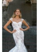 20-103 - abito da sposa collezione 2020 - Berta Bridal