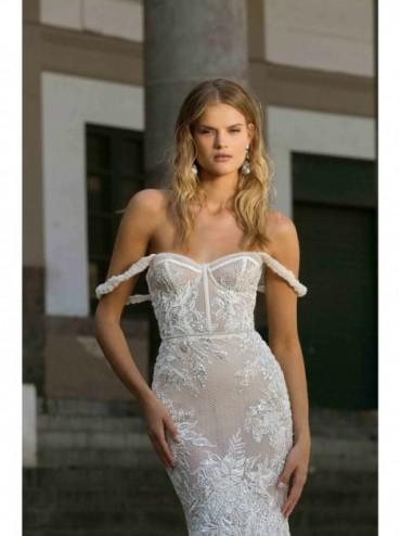 20-102 - abito da sposa collezione 2020 - Berta Bridal