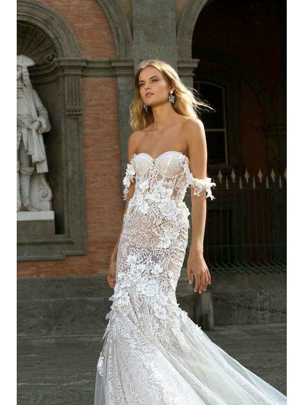 20-101 - abito da sposa collezione 2020 - Berta Bridal
