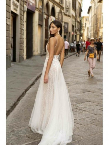 Francine - abito da sposa collezione 2020 - Muse by Berta