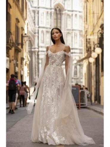 Fabia - abito da sposa collezione 2020 - Muse by Berta