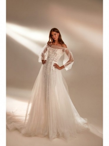 Tina - In The Name of Love - abito da sposa collezione 2020 2021 - Milla Nova