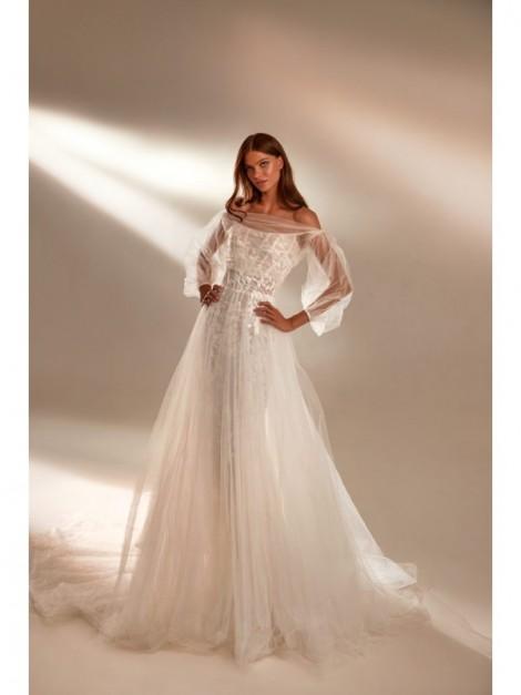 Tina - In The Name of Love - abito da sposa collezione 2020 2021 - Milla Nova