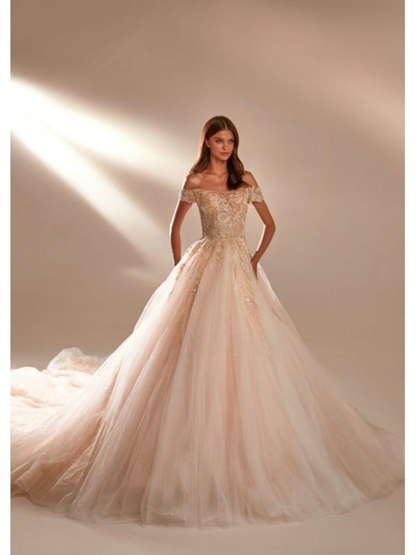 Peyton - In The Name of Love - abito da sposa collezione 2020 2021 - Milla Nova