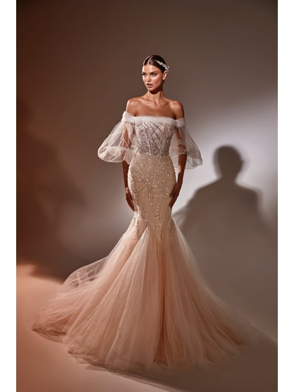 Katalina - In The Name of Love - abito da sposa collezione 2020 2021 - Milla Nova