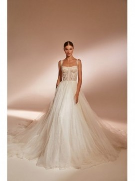 Jess - In The Name of Love - abito da sposa collezione 2020 2021 - Milla Nova